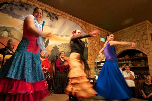 don quijote Oct 13 Flamenco Fiesta
