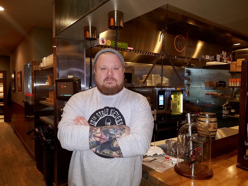 International sensation…Chef Daryn reveals secret to Ricochet Tacos