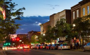 Downtown Valpo Restaurants is a destination for fans of outdoor dining