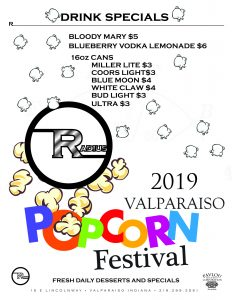 Radius Popcorn Fest specials