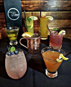 Cocktails at Radius