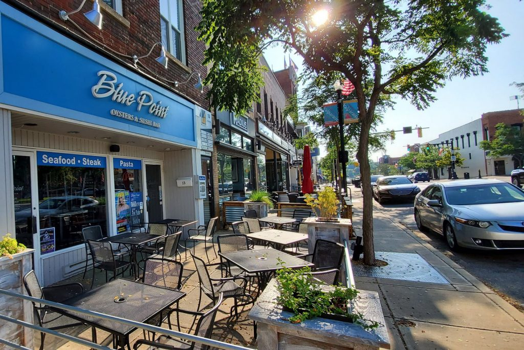 blue skies are ahead for the Valpo Restaurants